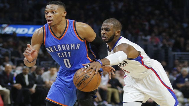 Thunder vs. Clippers Preview