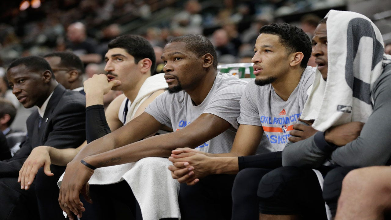 Familiar Territory: The Thunder Has Been Down 1-0 In A Spurs' Series Twice Before