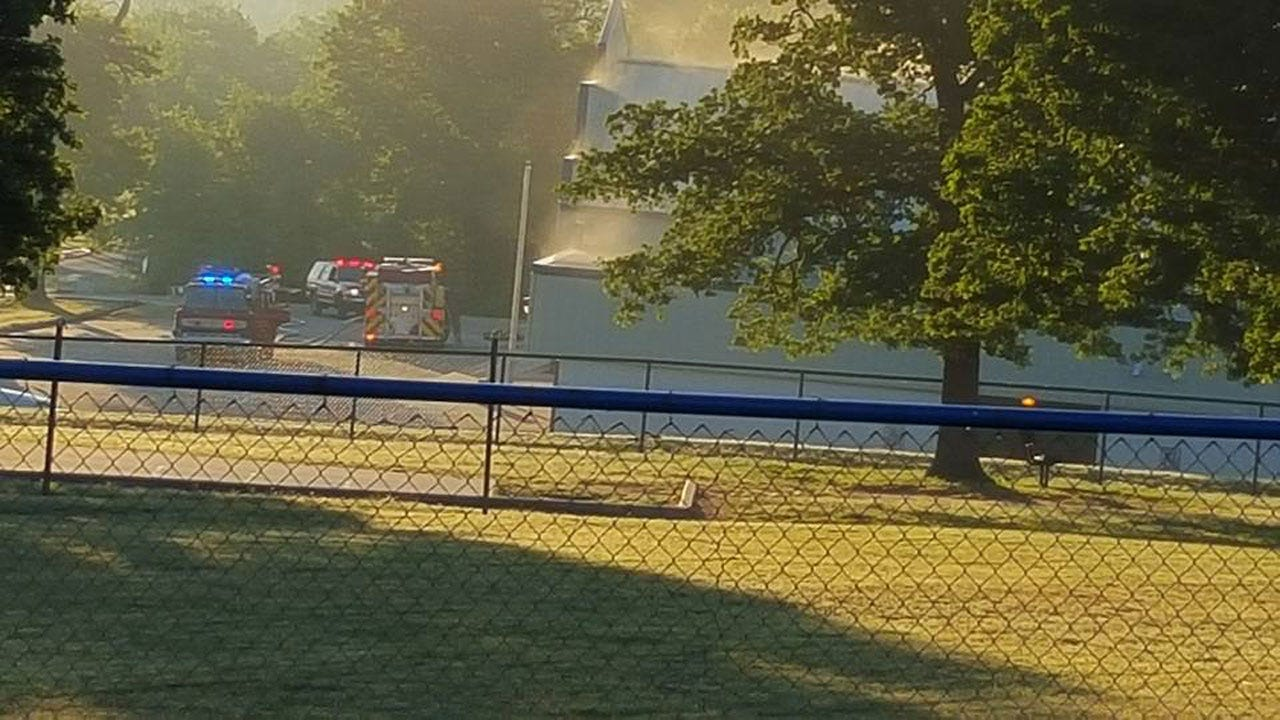 Classes Canceled At Chandler Elementary Due To Fire