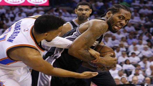 Thunder vs. Spurs Game 5: Can OKC Bring Same Defense?
