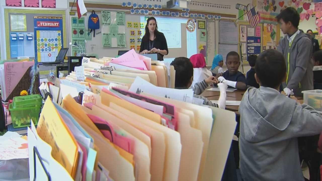 Dallas Schools Recruiting Oklahoma Teachers