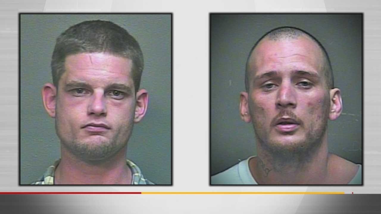 OKC Pawn Shop Employees Help Bust Gun Thieves