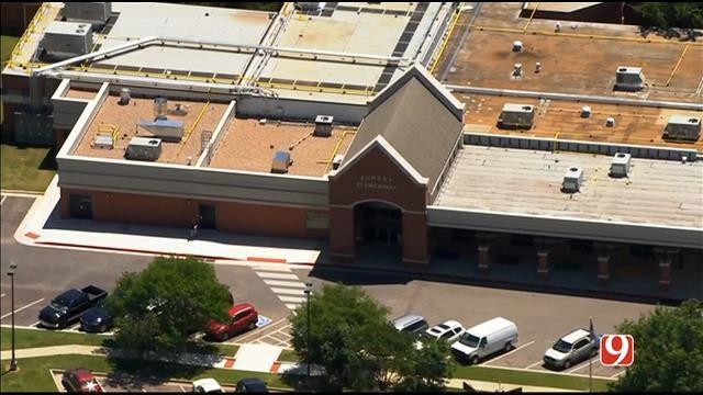 Edmond School On Soft Lockdown As Police Look For Suspect In Domestic Dispute