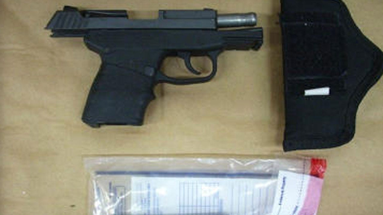 George Zimmerman Gun Apparently Pulled From Auction Site
