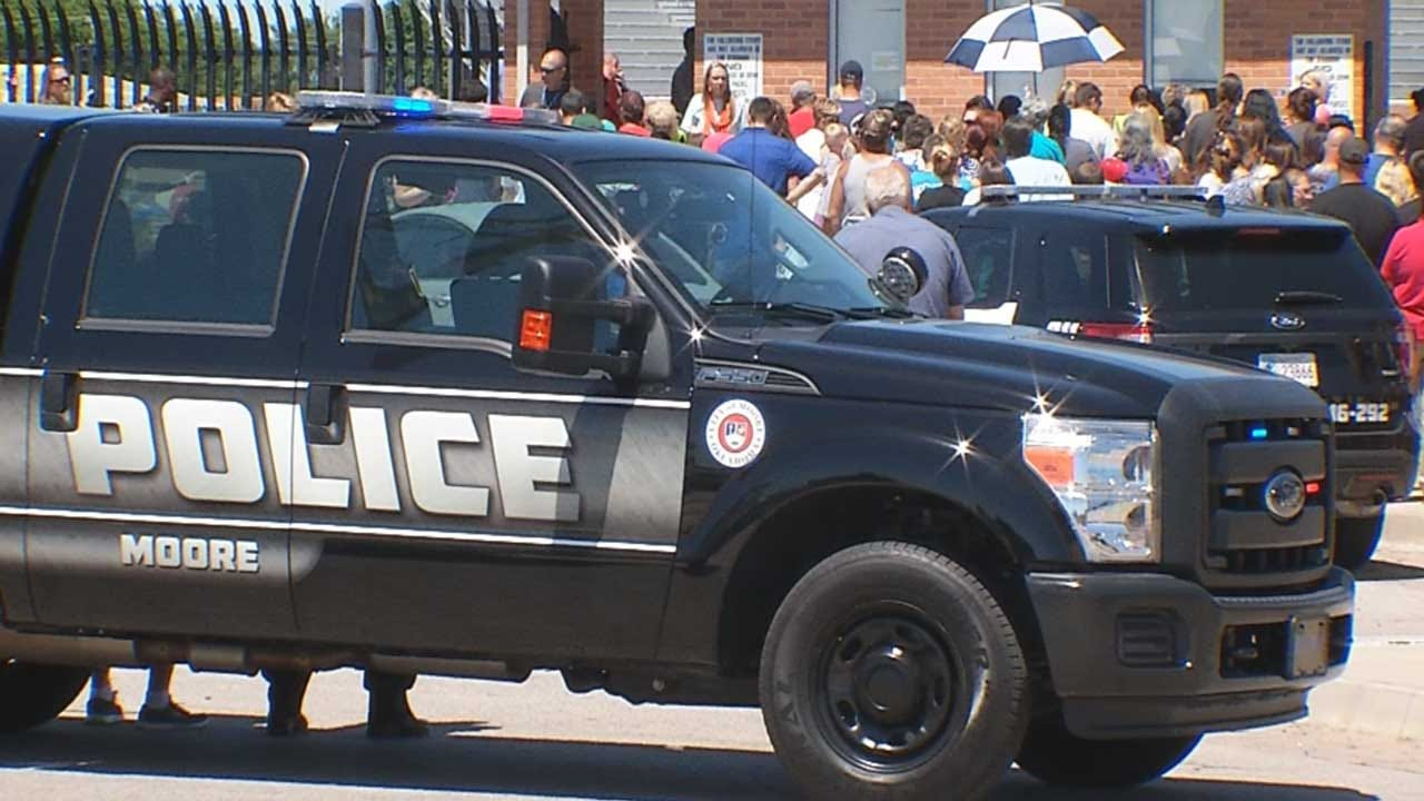 Investigation Continues Following Moore HS Bomb Threat