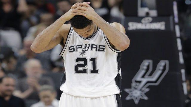 Thunder vs. Spurs Game 6: Things Falling Apart For San Antonio?