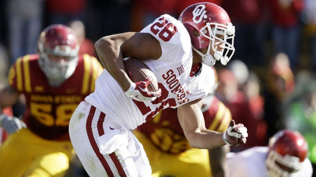 Report: Former OU Running Back Headed to Mizzou