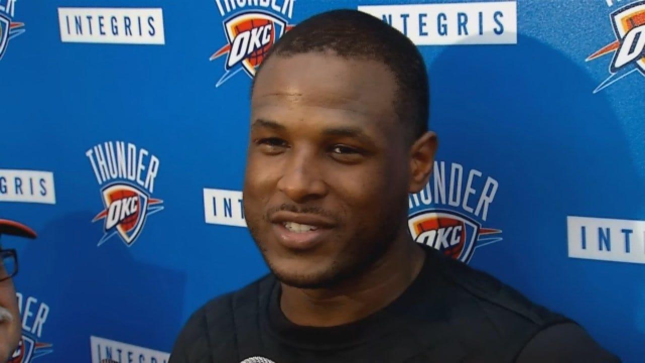 Thunder: Waiters, Kanter & Donovan Talk West Finals After Sunday's Practice