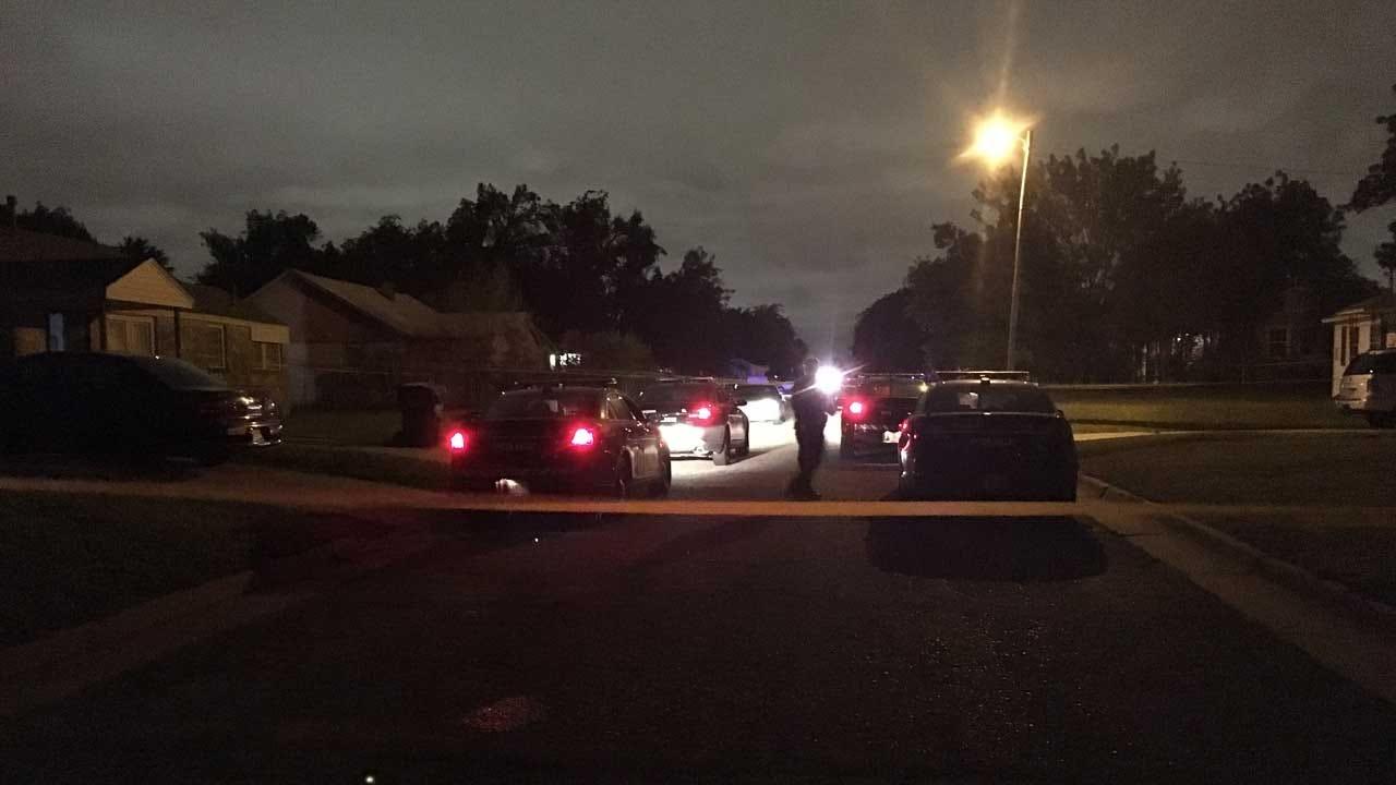 Man Shot In NE Oklahoma City