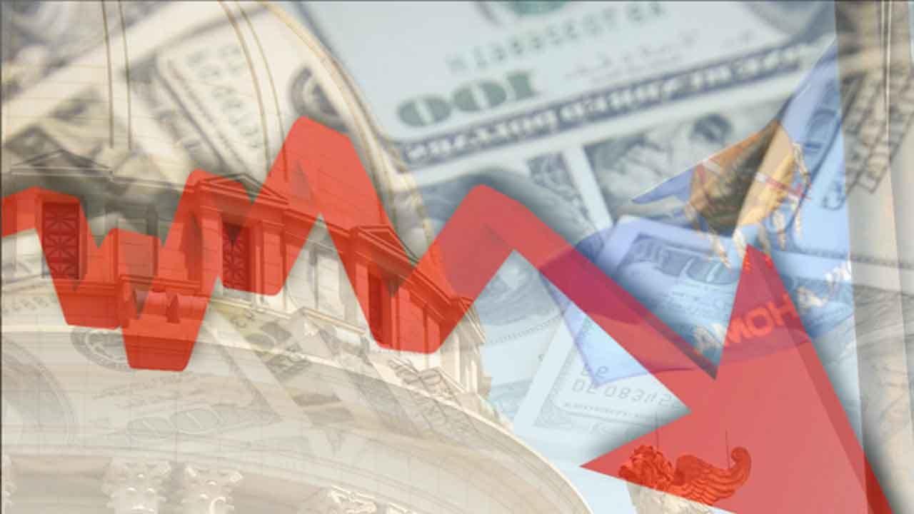 OK Senate Passes Several Bills To Chip Away At Budget Deficit