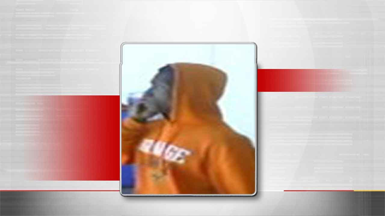 Police Search For Suspect Who Robbed OKC Cab Driver