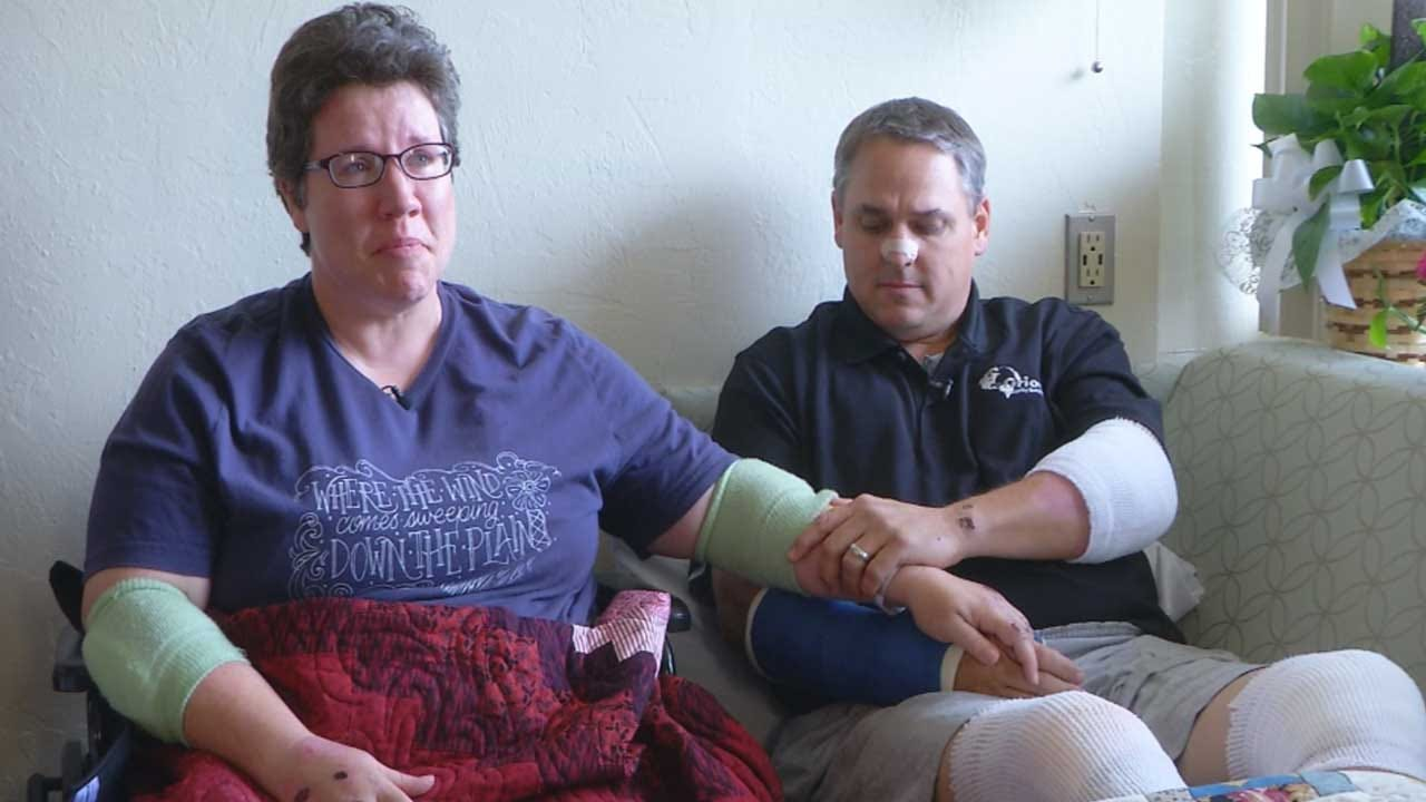 Parents Recall Fatal Crash That Killed Their Daughter In NE OKC