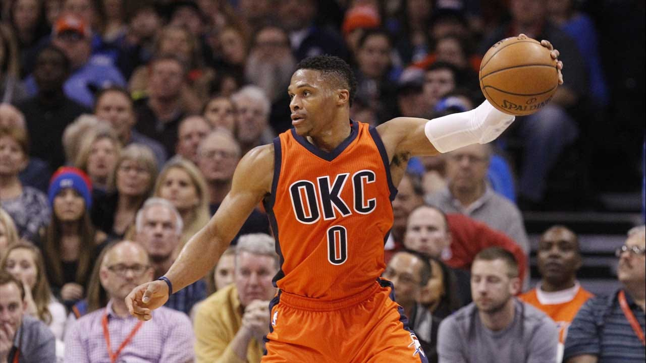 Westbrook To Join Durant In Oklahoma Hall Of Fame