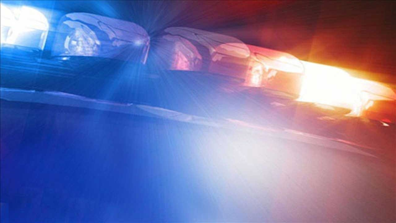 Police Chase Ends In Crash Near OU Medical Center Campus