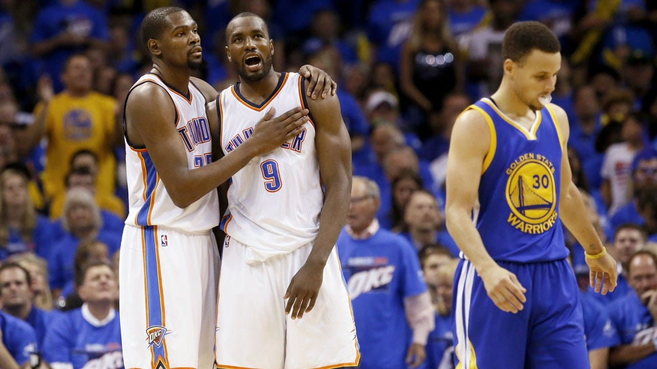Thunderous Statement: OKC Takes 2-1 Series Lead With Blowout Win Over Warriors