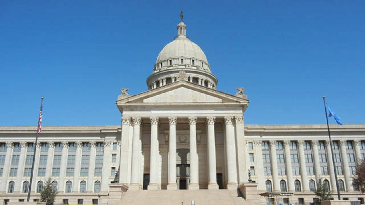 Budget Issue Not Fixed As OK Lawmakers Enter Last Week Of Legislative Session