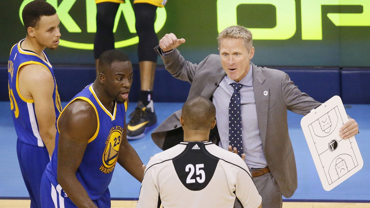 Draymond Green Won't Be Suspended For Game 4 After Flagrant Foul Against Adams