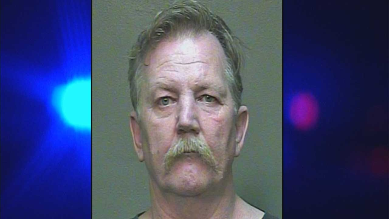 Man Charged After Child Sex Crimes Decades Later