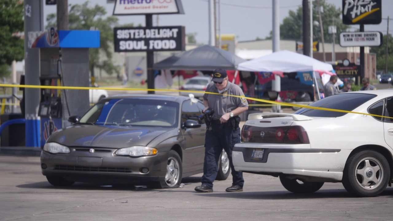 Police: SE OKC Shooting Victim Dies At Hospital