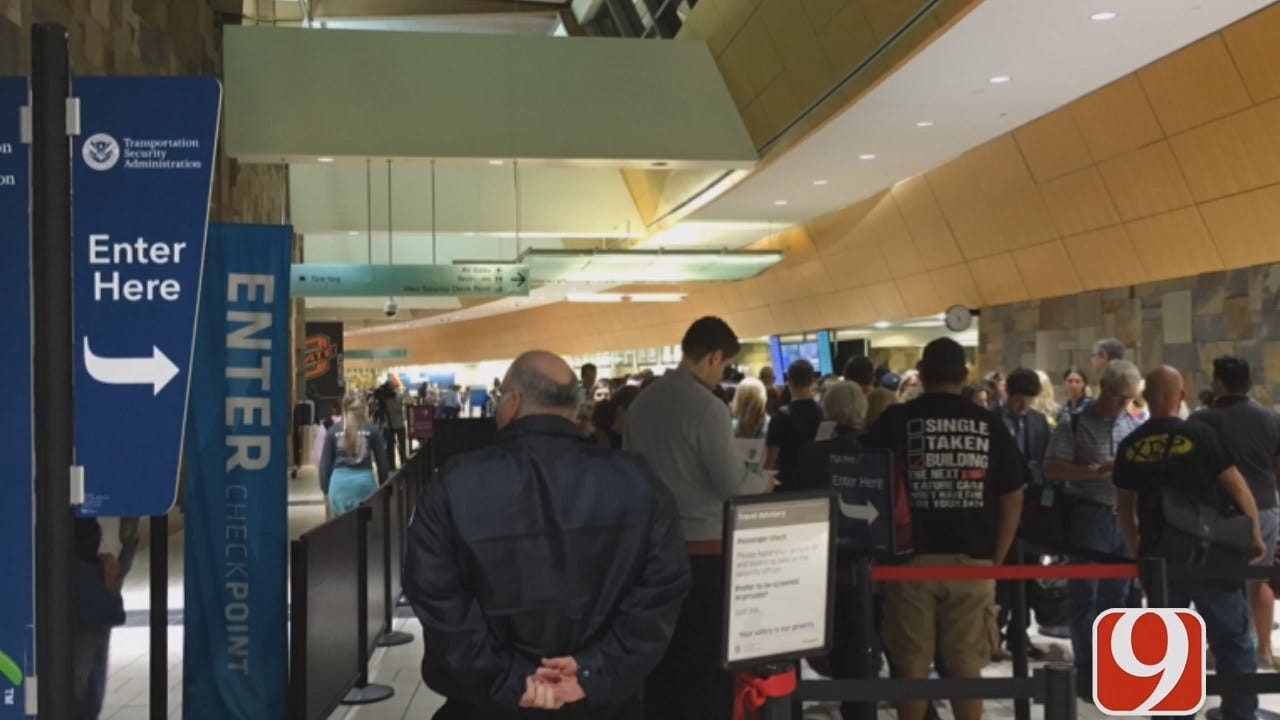 Airport Officials Urge Travelers To Plan Ahead During Memorial Day Weekend