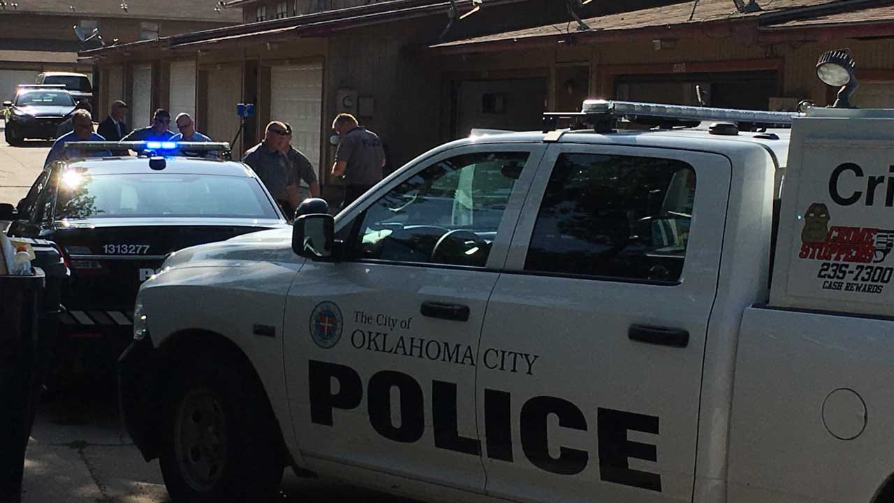 Copy-Police Investigate Homicide After Man Found Dead At NW OKC Apartment Complex