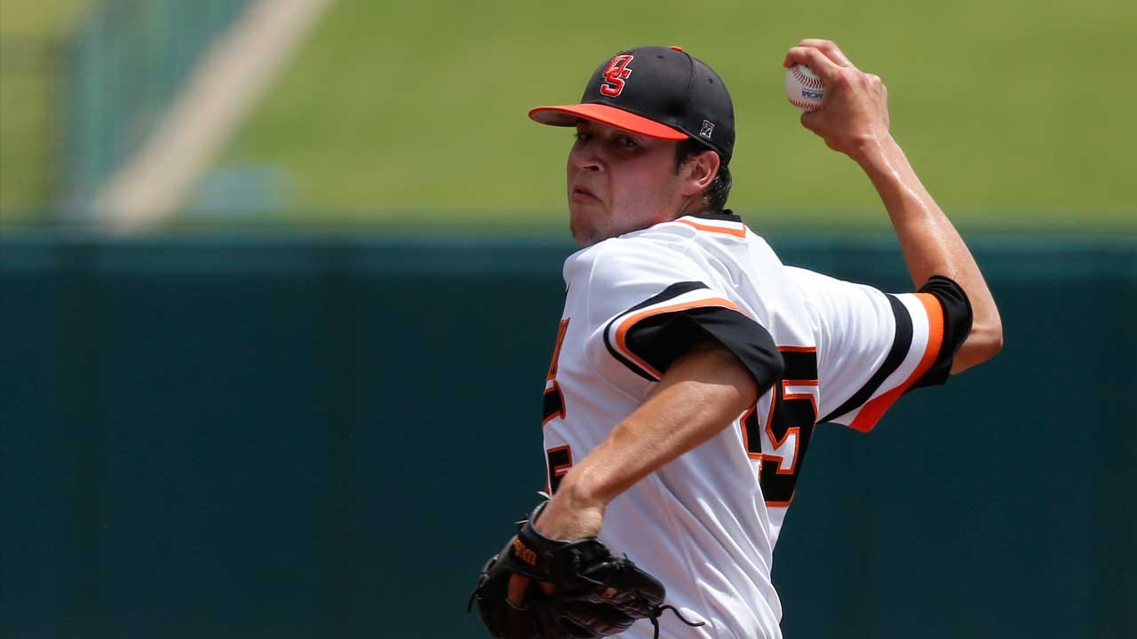 Four Cowboys On All-Big 12 First Team, Hatch Named Pitcher Of The Year