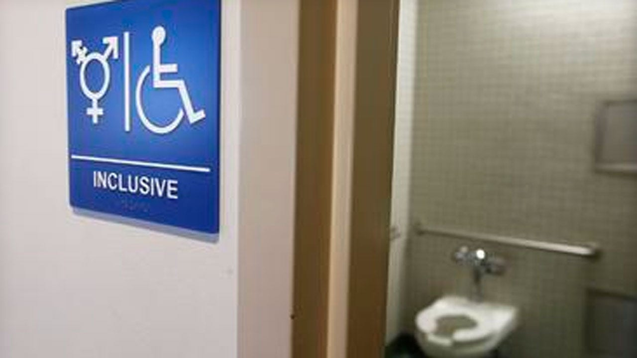 Last-Minute Push By Lawmakers Resurrects Transgender Bathroom Bill