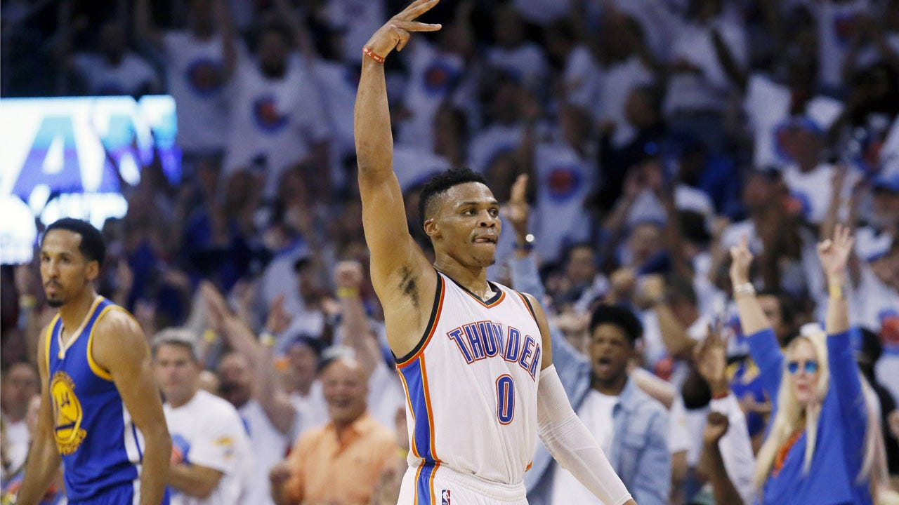 Back-To-Back: Thunder Throttle Warriors Again to Take 3-1 Series Lead