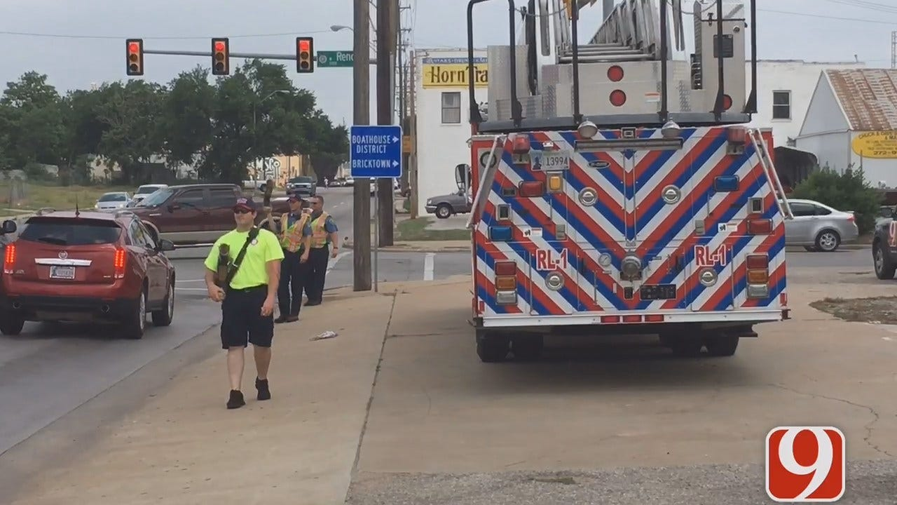 New City Ordinance Makes OKC Firefighters Work Extra Hard For 'Fill The Boot' Campaign