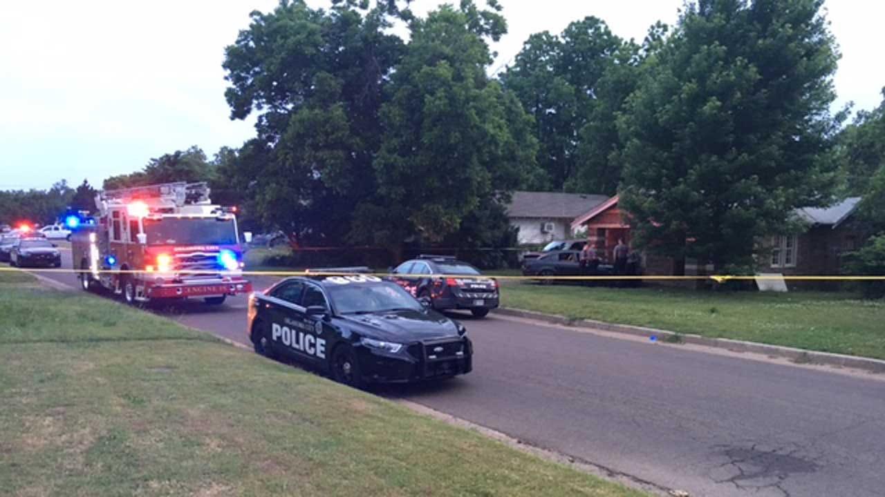 Police Identify Man Shot, Killed In Southwest OKC