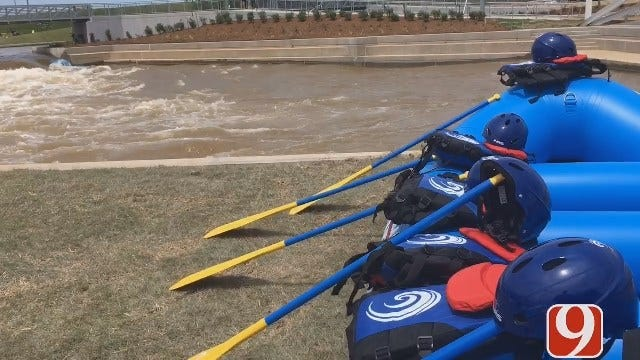 OKC's Riversport Rapids To Host Memorial Day Festival