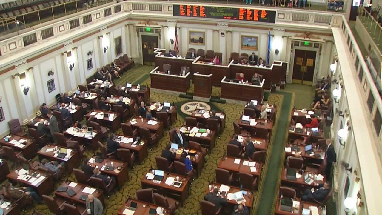 Oklahoma Senate Ends Early, Avoids Override Veto