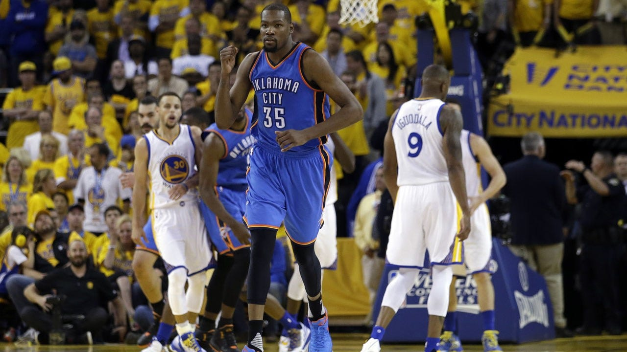 Thunder Social Scene: OKC Can Advance To Finals With Game 6 Win