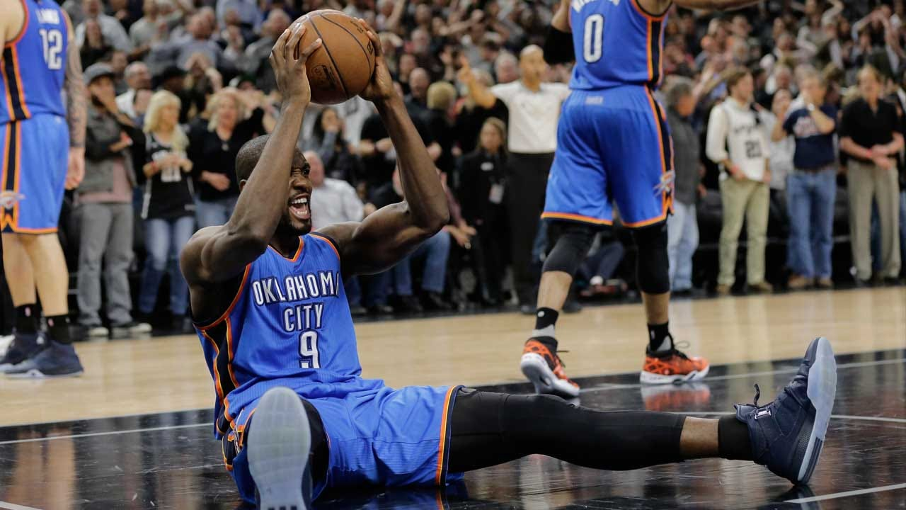Dean: Fascinating Game 2 Win Has Thunder Back In Saddle