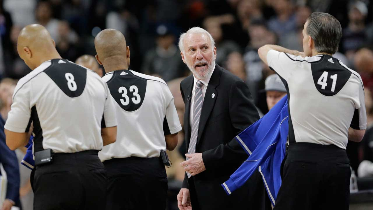 NBA's Last Two Minute Report Identifies Five Missed Calls During Final 13.5 Seconds