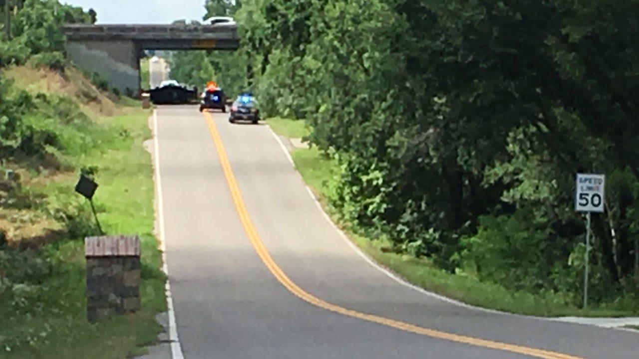 Authorities Identify Man Killed After Crashing Car Into Bridge In NE OKC