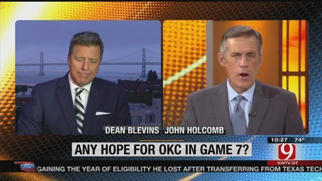 Oklahoma Ford Sports Blitz: May 29