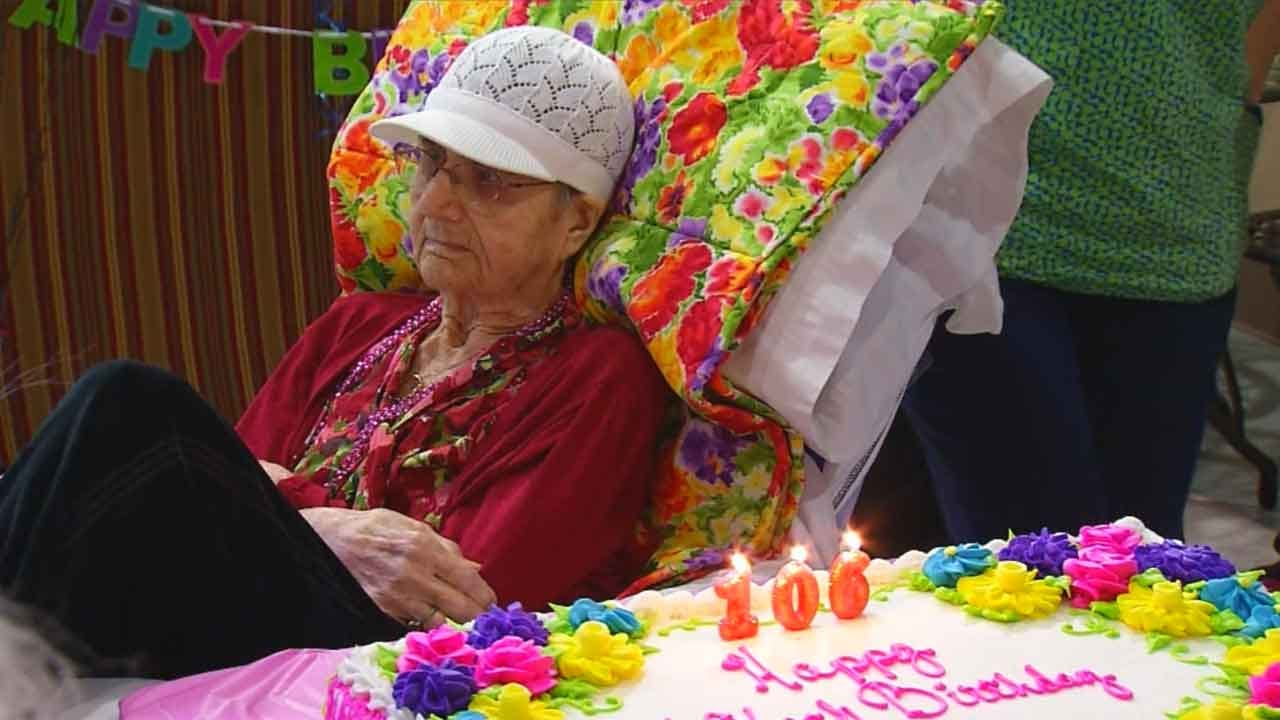 Edmond Woman Turns 106