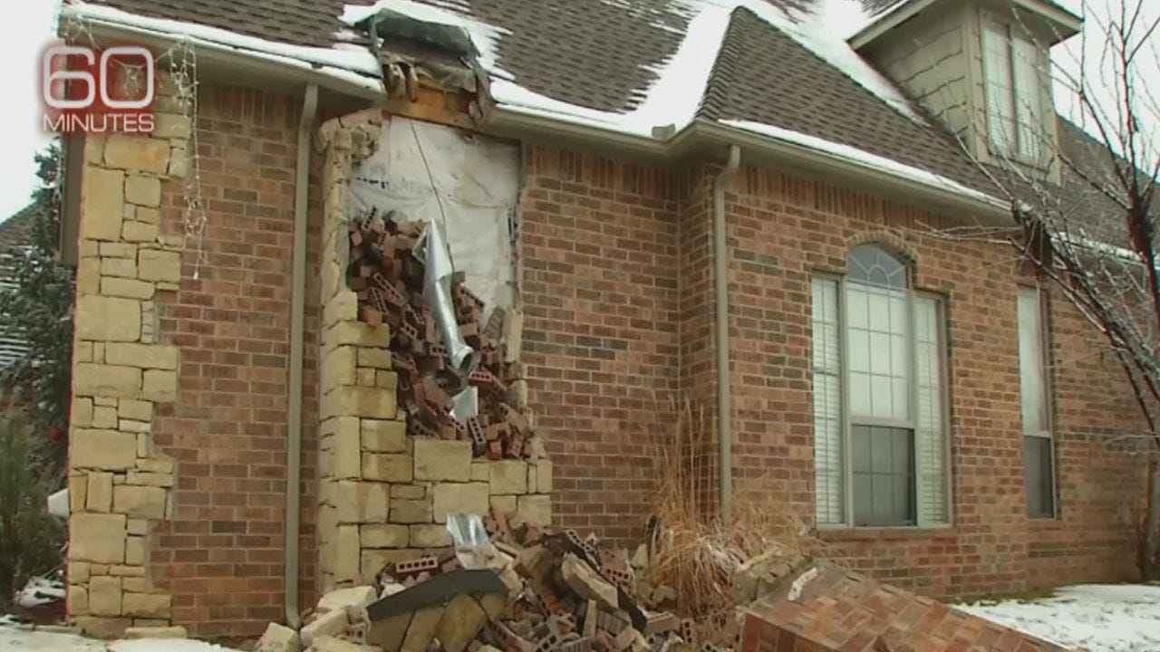 CBS's '60 Minutes' Features Increasing Number Of Earthquakes In OK