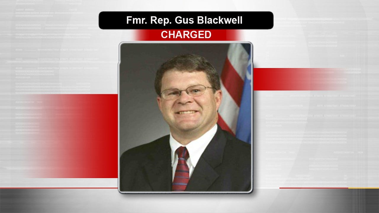 Former Okla. State House Leader Charged With Perjury, Embezzlement