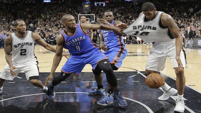 Thunder vs. Spurs Game 3 Preview
