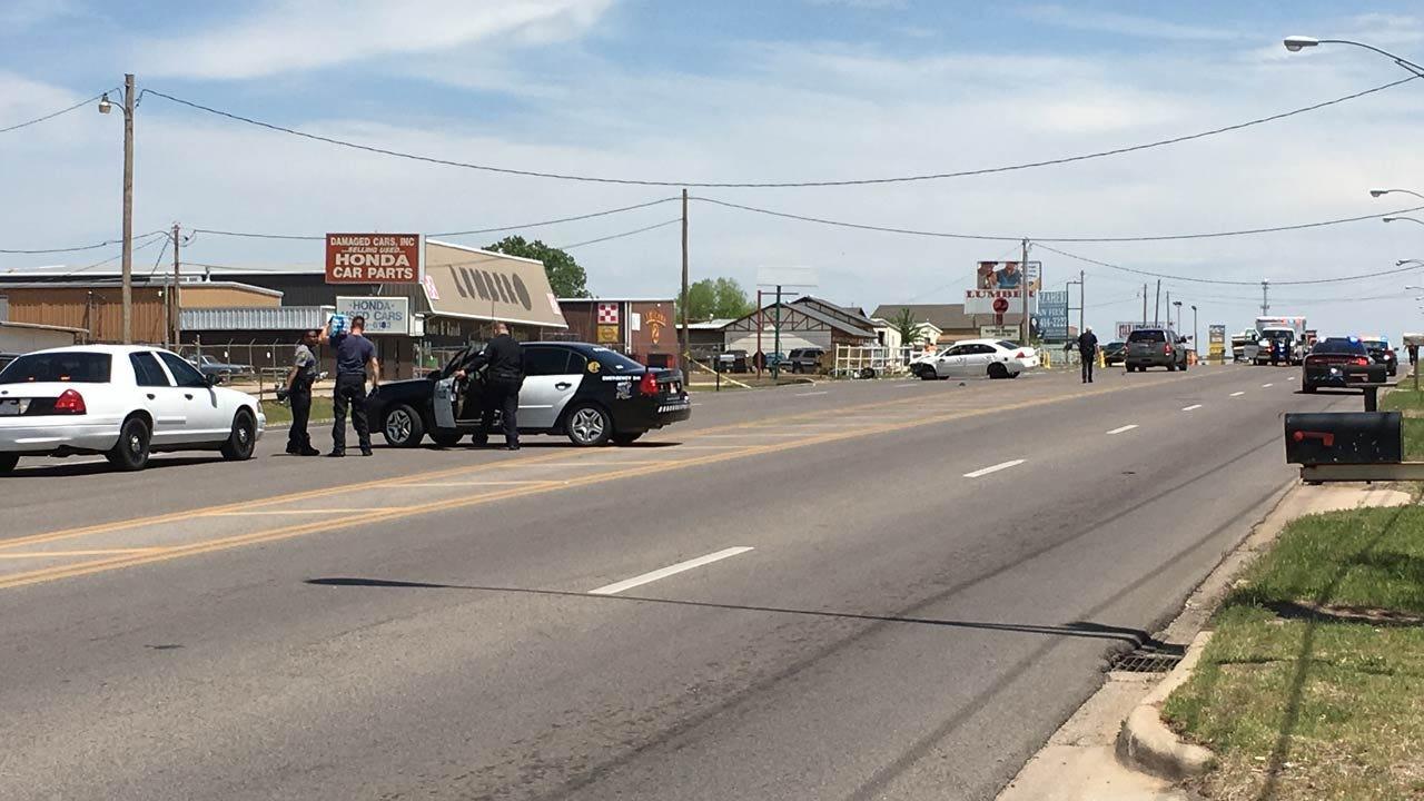 Nicoma Park Police Investigate Fatal Crash