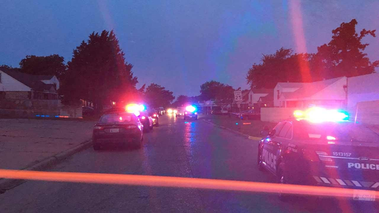 Man Shot, Killed In Southwest Oklahoma City