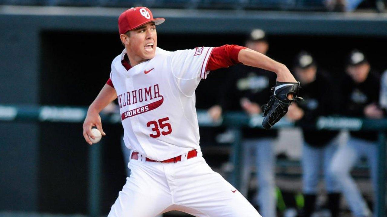 OU Baseball: Hansen Dominates As Sooners Win