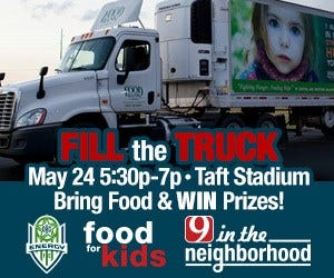 Help Fill The Truck At OKC Energy Game