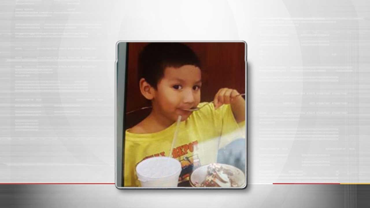 Missing 3-Year-Old OKC Boy Found In Dallas