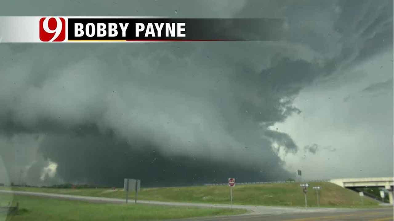 Two Killed, Structures Leveled In Tornado Outbreak Across Oklahoma