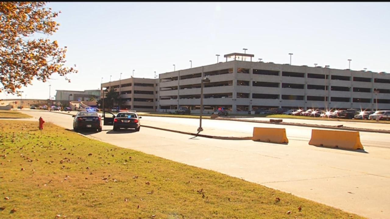 Suspect In Fatal WRWA Shooting Found Dead In Parking Garage