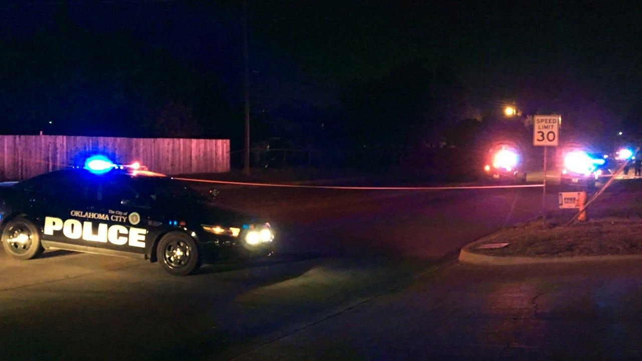 Man Shot, In Hospital After Shooting In SE OKC