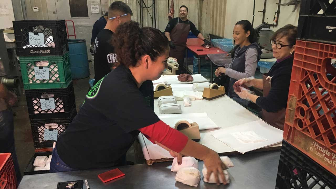 Hunters Donate Fresh Meat To The Hungry For The Holidays